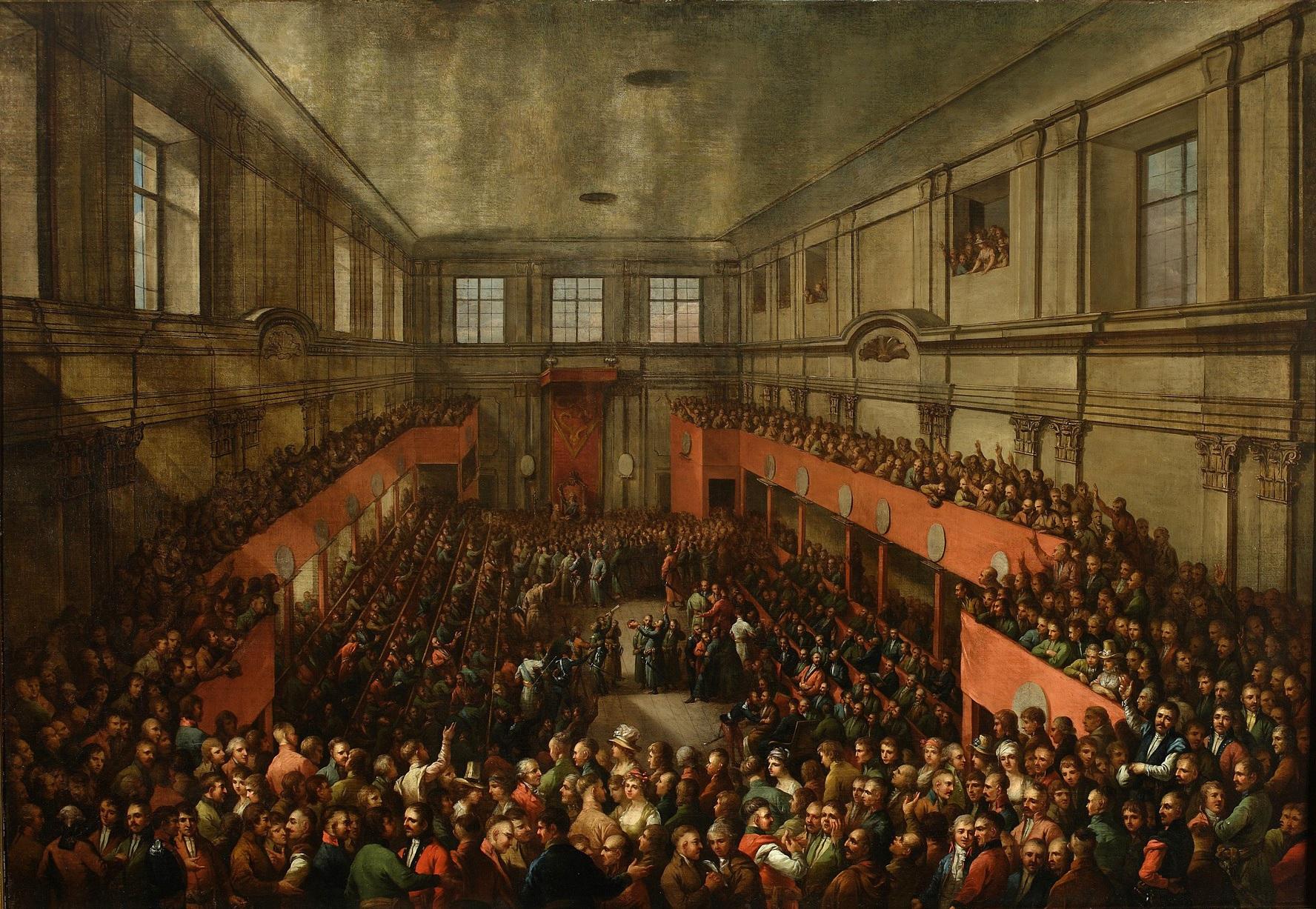 El rol del aparato parlamentario: desarrollo histórico y horizontes futuros