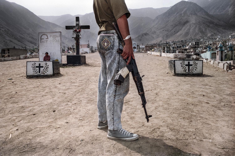La violencia política en el Perú 1980-2000:  desde la perspectiva de la antropología política