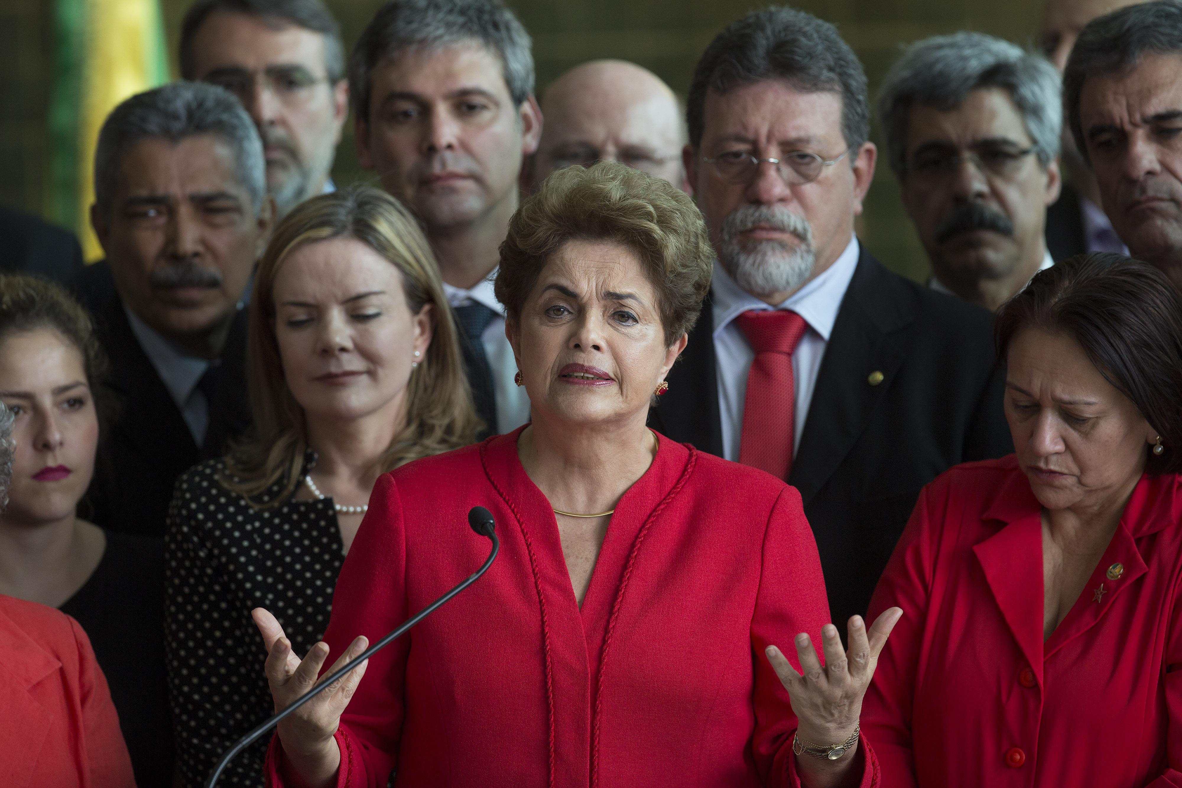 """Dilma Rousseff: género, medios e """"impeachment"""""""