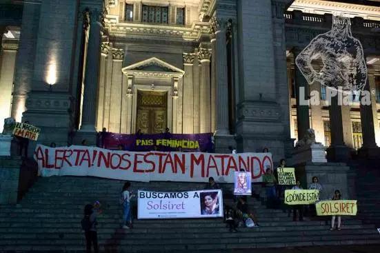 #LasDesaparecidasImportan: El caso de la desaparición de Solsiret