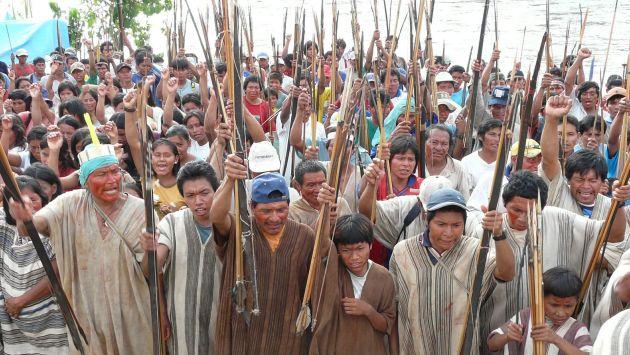 El Baguazo: 9 años sin sanción a los responsables directos.