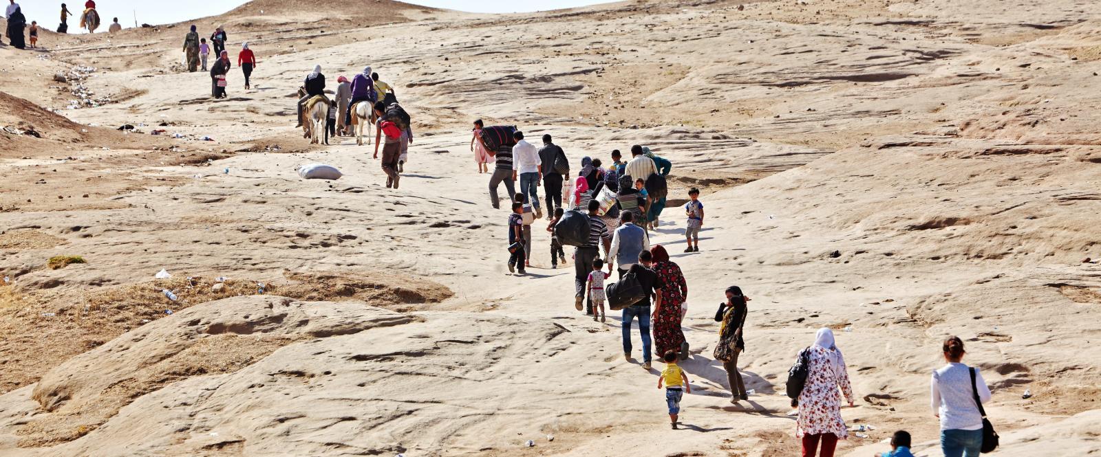 La condición de refugiados en el Perú: beneficios y límites