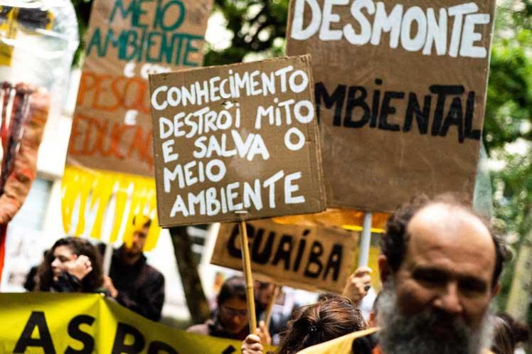 Balance político de la cuestión amazónica en Brasil: Primeras palabras