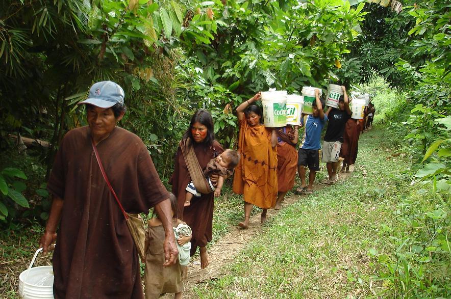 Cambio climático y pueblos indígenas en el Perú: ¿políticas ambientales o políticas de desarrollo?