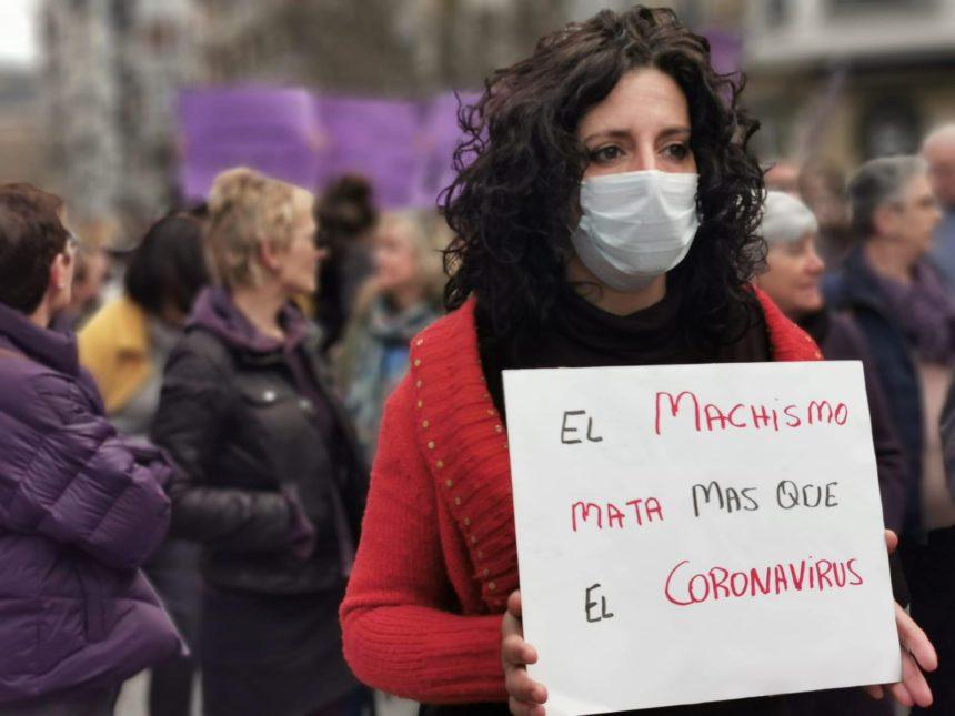 La violencia de género: Medidas adoptadas en España durante el estado de alarma originado por el COVID-19