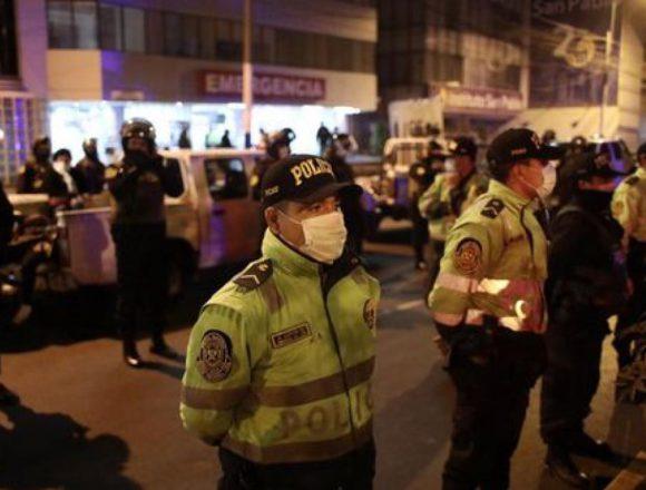 Sobre las intervenciones policiales durante el estado de emergencia sanitaria: a propósito del caso discoteca 'Thomas Restobar'