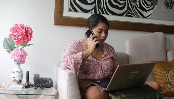 El trabajo remoto y el derecho a la desconexión digital en el Perú