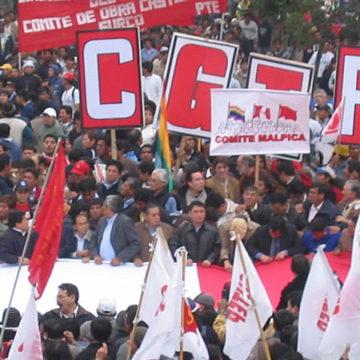 El trabajo y sus transformaciones en el centro de la crisis y el rol de los sindicatos en las políticas de recuperación post Covid19
