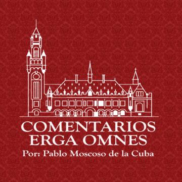 Comentarios Erga Omnes