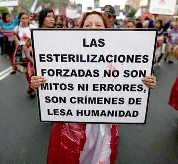 Las esterilizaciones forzadas en Perú: ¿Estamos frente a un crimen de lesa humanidad?