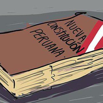"""¿Una Constitución """"con sabor a pueblo""""?  Análisis y crítica sobre la propuesta presidencial de una asamblea constituyente y una nueva Constitución"""