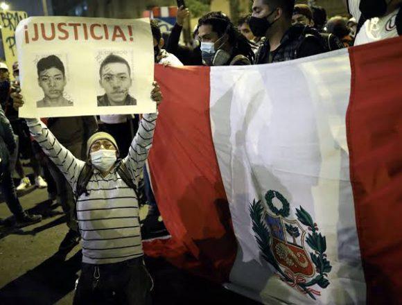 Tres sentencias para desmantelar el andamiaje de la criminalización de la protesta social en el Perú