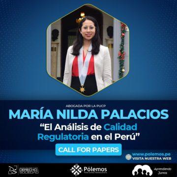 El Análisis de Calidad Regulatoria en el Perú